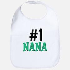 Number 1 NANA Bib