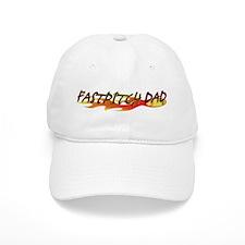 Fastpitch Dad Baseball Cap