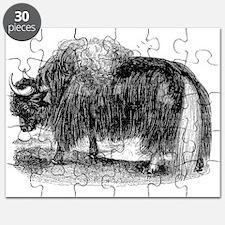 Cute Yak Puzzle