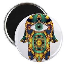Hamsa Hand 3 Magnets