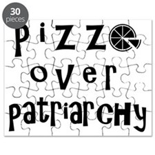 Pizza Over Patriarchy Puzzle