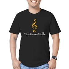 Here Comes Treble - Yellow T-Shirt