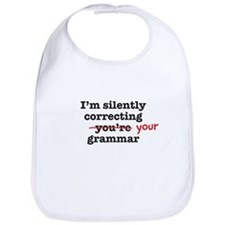 Silently correcting grammar Bib