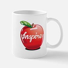 Inspire apple Mugs
