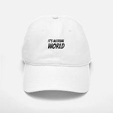 It's accrual world Baseball Baseball Baseball Cap