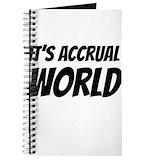 Accountants Journals & Spiral Notebooks