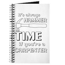 Hammer time carpenter Journal