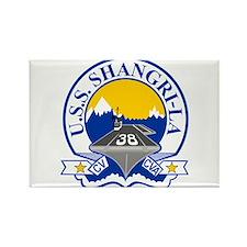 Uss Shangri-La Cv-38 Magnets