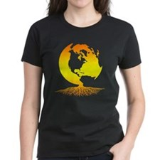 Mother Earth with Roots Tee