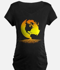 Mother Earth with Roots T-Shirt