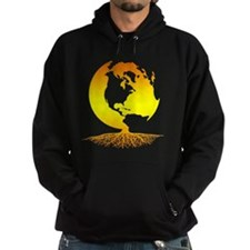 Mother Earth with Roots Hoodie