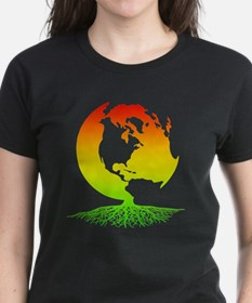 Mother Earth with Roots (surf Tee