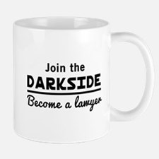 Join the darkside lawyer Mugs