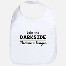 Join the darkside lawyer Bib
