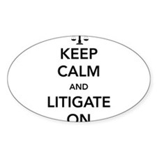 Keep calm and litigate on Decal