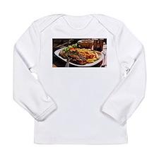 Steak Long Sleeve T-Shirt