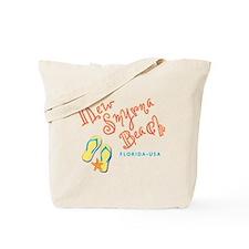 New Smyrna Beach - Tote Bag