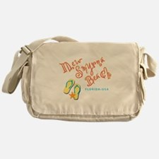 New Smyrna Beach - Messenger Bag