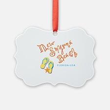 New Smyrna Beach - Ornament