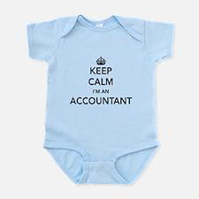 Keep calm i'm an accountant Body Suit