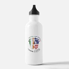 Irish American Baby Water Bottle