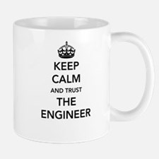 Keep calm trust the engineer Mugs
