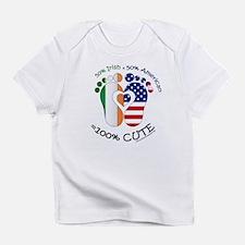 Irish American Baby Infant T-Shirt