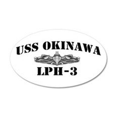 USS OKINAWA Wall Decal
