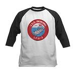 USS OKINAWA Kids Baseball Jersey