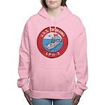 USS OKINAWA Women's Hooded Sweatshirt