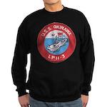 USS OKINAWA Sweatshirt (dark)