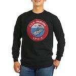 USS OKINAWA Long Sleeve Dark T-Shirt