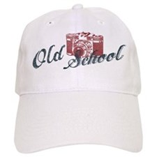 Old School photography Baseball Cap