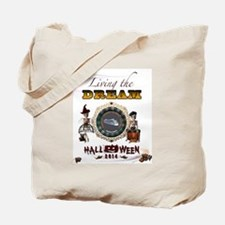 Funny Dream cruise Tote Bag