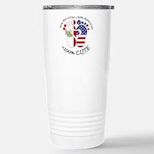 Peruvivan American Baby Travel Mug
