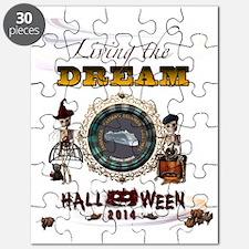 Carnival Dream Halloween Cruise 2014 Puzzle