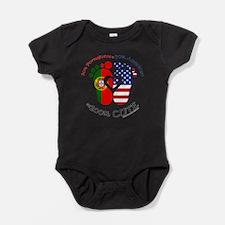 Portuguese American Baby Baby Bodysuit