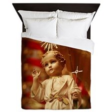 Baby Jesus Queen Duvet