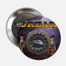 "Carnival Dream Halloween Cruise 2014 2.25"" Button"