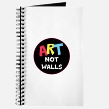 Art not Walls, no trump Journal