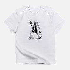 Metrognome Musical Metronome Infant T-Shirt