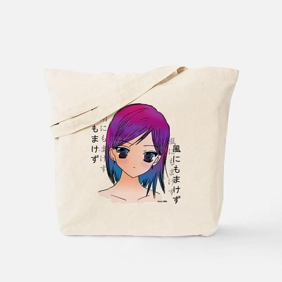 Anime girl Tote Bag