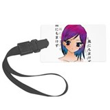 Anime Luggage Tags