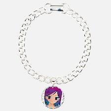 Anime girl Bracelet