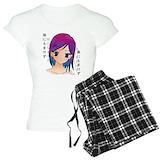 Anime girls T-Shirt / Pajams Pants