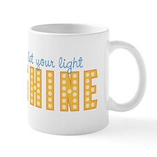 Let your light shine Mugs