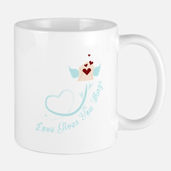 Love Gives You Things Mugs