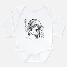 Anime girl 2 Body Suit