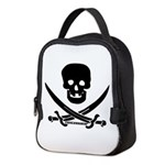 FWskullnswords_BlkCPDark.png Neoprene Lunch Bag