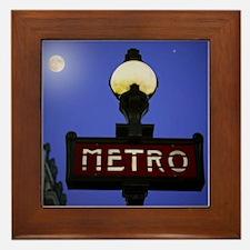 Cute Metro Framed Tile